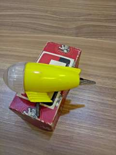 Lucas Rocket Lamp for vespa lambretta bicycle