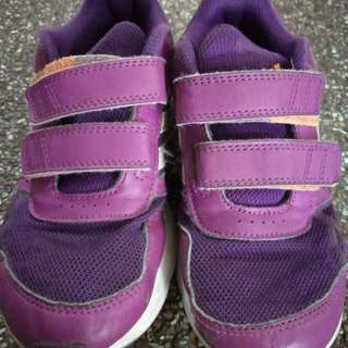 Authentic kids adidas sports shoe