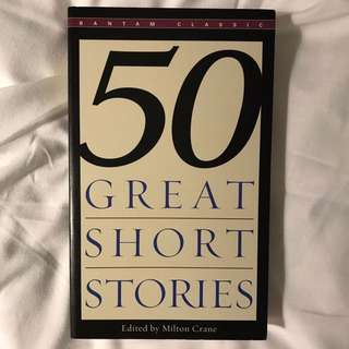 50 great short stories literature