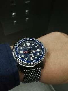 Seiko 人體動能手錶一隻