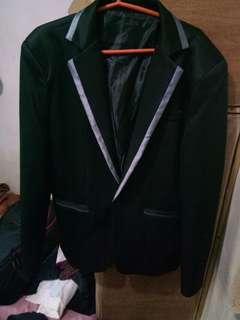 Tuxedo formal coat