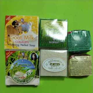 Assorted Thailand Soap clearance!