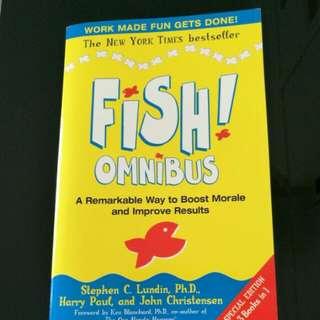 Fish Omnibus, Stephen C. Lundin