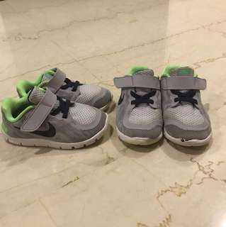Authentic Nike sport shoes size 8