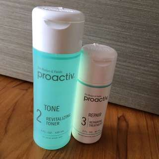 proactiv toner and repair