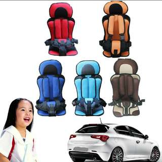 Kids Car seat for child baby portable carrier seat travel backpack