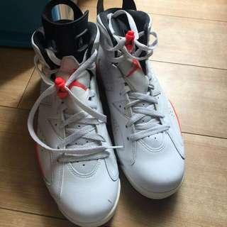 Authentic Jordan 6 Infrared