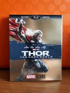 USA Blu Ray Slipcase - Thor The Dark World