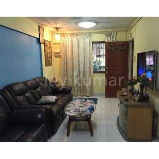 2+1 HDB available for rent near Serangoon MRT