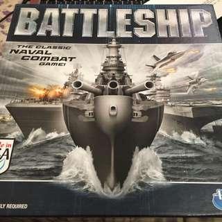 Battleship Boardgame