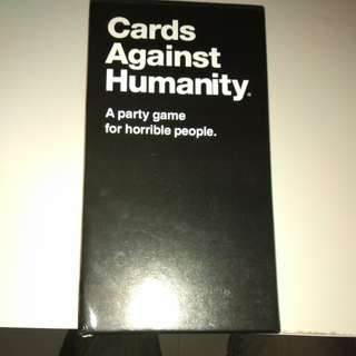 Card against humanity - unused - sell for 15