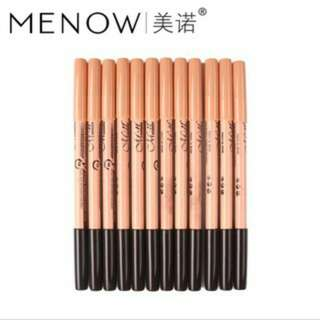 #22 Menow 2in1 Eyeliner/Eyebrow and Concealer Pencil
