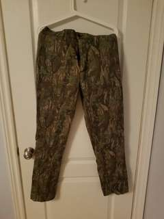 Rothco jungle print pants (30w)