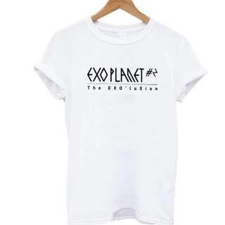 Exo exoluxion tshirt
