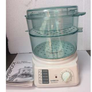 Spring Clean Sale - 2 Tier Steamer with Timer