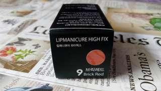 Rire Lipmanicure High Fix Brick Red
