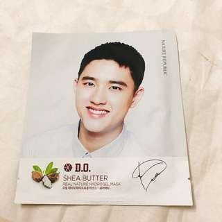 EXO NR Face Mask - D.O.