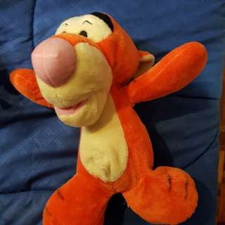 Disney Tigger Plush soft toy