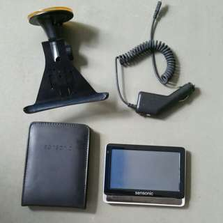 Sensonic GPS Navigator