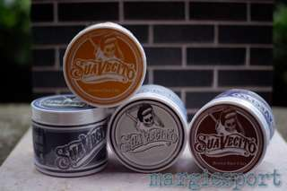 Pomade suavecito hair clay color