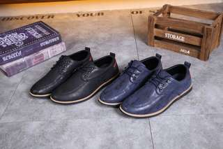 Armani shoes. Size 39- sole 27cm, 40- sole 27.5cm, 41- sole 28cm, 42- sole 28.5cm, 43- sole 29cm. (LIMITED STOCK). 2 Warna.