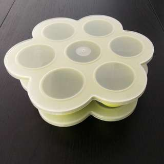 Beaba silicone freezing tray