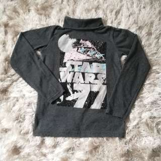 primark and star wars boy's shirt