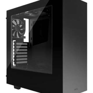 NZXT S340 No Power Supply ATX Mid Tower Case (Black)