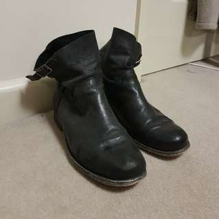 Tony Bianco Leather Boots