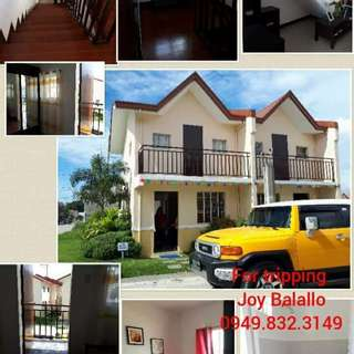 Cheapest Townhouse in Sta.Maria Bulacan
