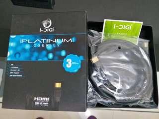 高清線 HDMI CABLE