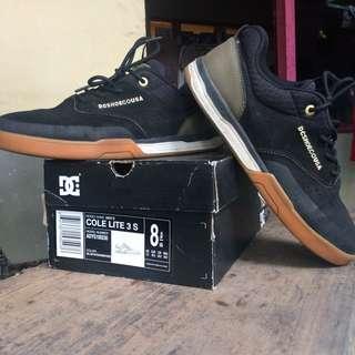 Sepatu DC Cole Lite 3S | Size 40 | Kondisi 90% | Original 100%