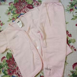 Tollyjoy NB baby cloth