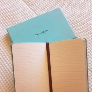 Tiffany & Co Wish List Notebook