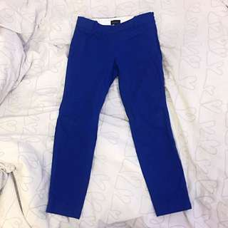 Aritzia T. Babaton cropped skinny trousers size 0
