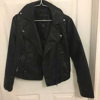 Leather Jacket (small)