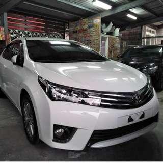 2014 Corolla Altis 1.8
