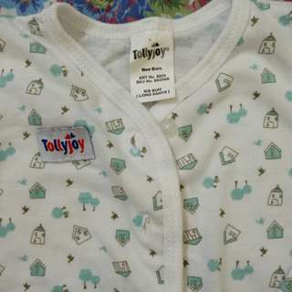 Tollyjoy NB baby cloths #20under