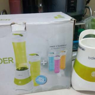 Bokuk Mix and Go Blender
