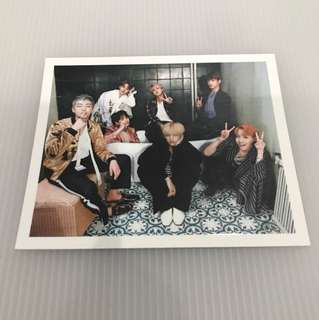 BTS Wings Group Offcial PC