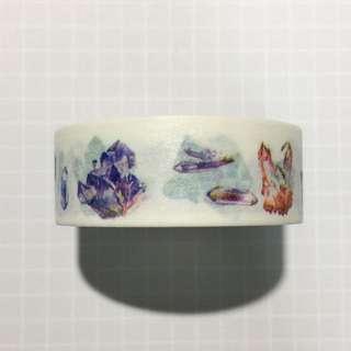 Crystal Washi Tape