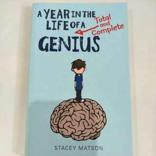A year in the Life of a Genius