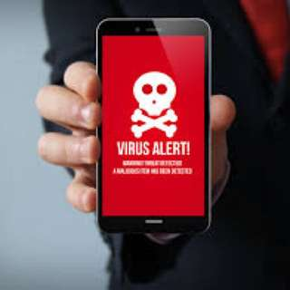 Mobile unlock or repair virus