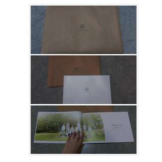 EXO Nature Republic Photobook