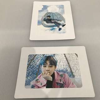 BTS Wings Tour PhotoFrame (Maknealine)