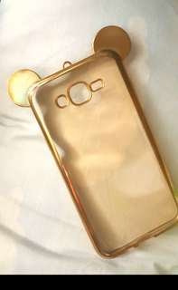 Gold Mickey case for Samsung Galaxy S4