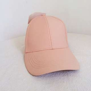 H&M Topi Dusty Pink