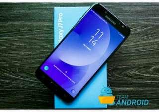 Kredit Handphone Samsung Galaxy J7 Pro Proses cepat cicilan tanpa kartu kredit