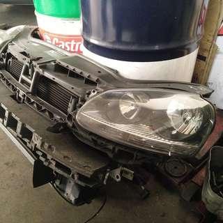 VW Golf GT Parts