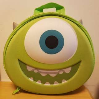 怪獸先生午餐袋 MU Mike lunch bag